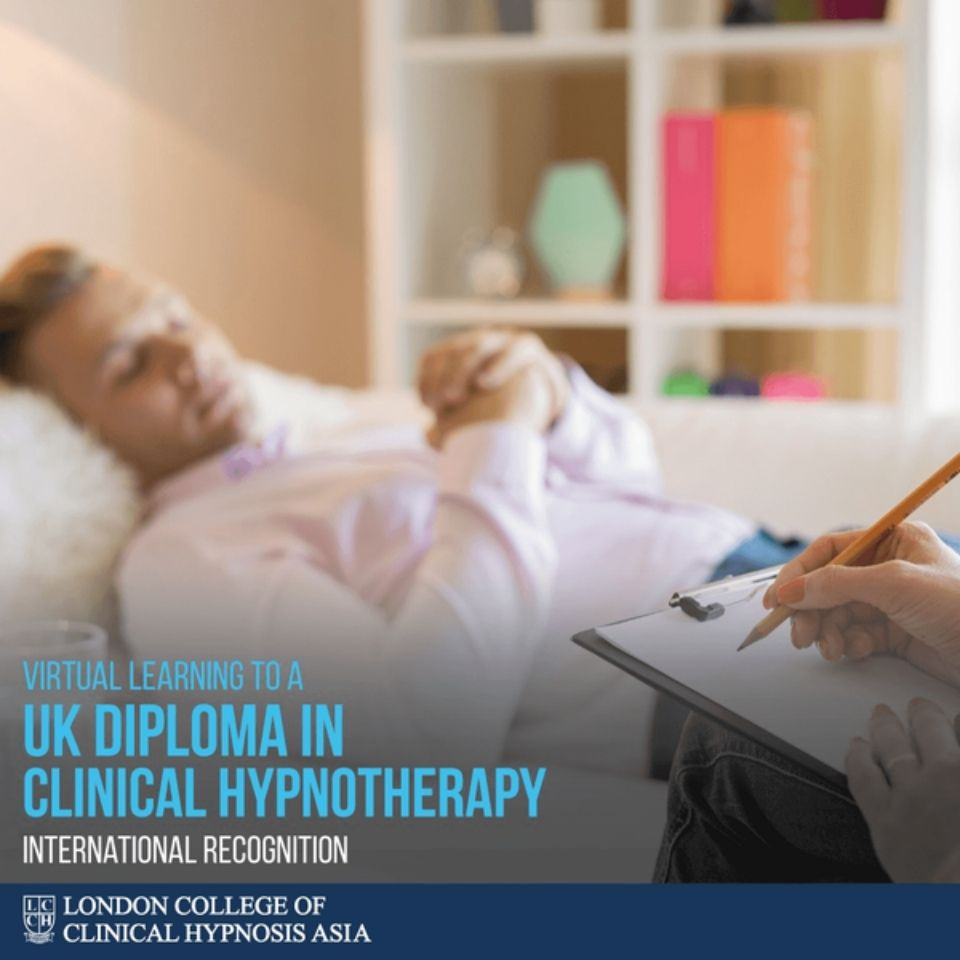 UK Diploma in Clinical Hypnotherapy
